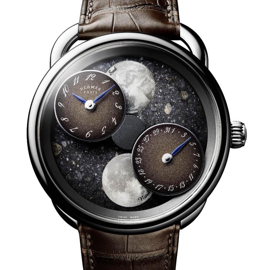 The New Hermes Arceau L'heure De La Lune Watch