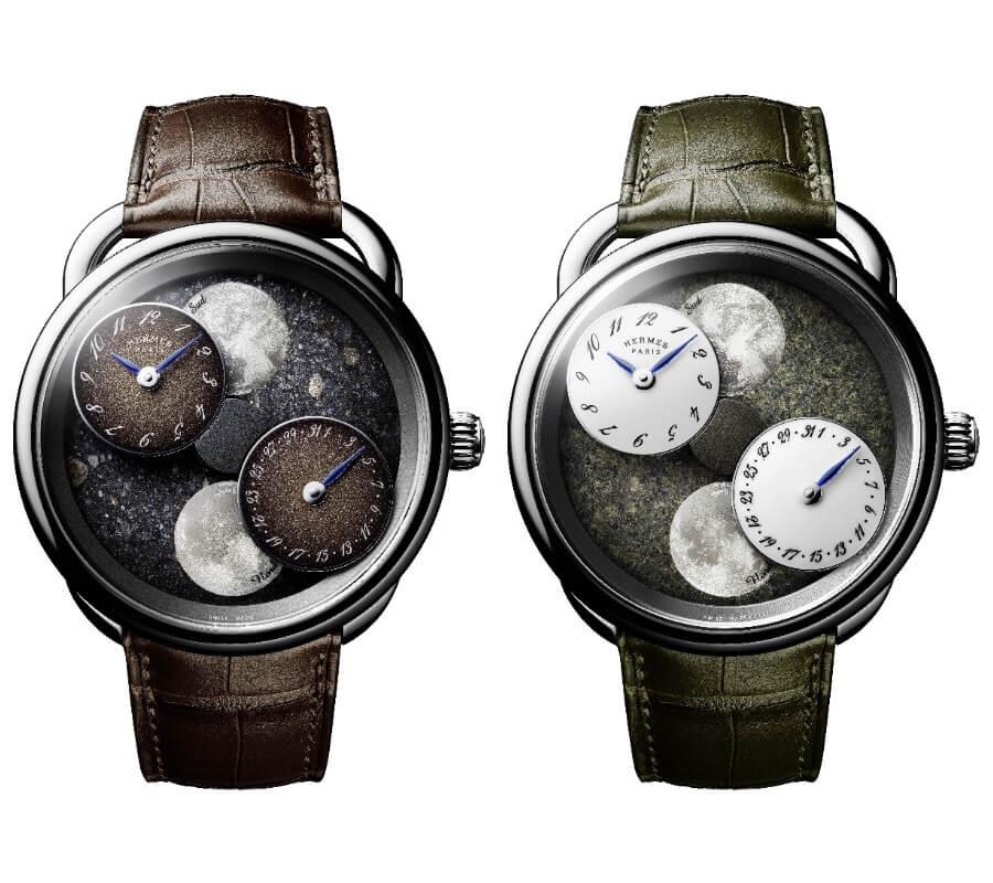 Hermes Arceau L'heure De La Lune Watch Watch Review