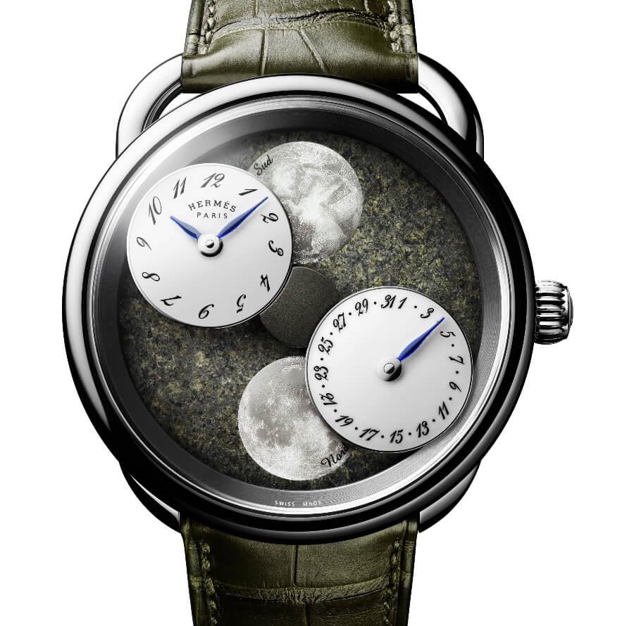 Hermes Arceau L'heure De La Lune Watch Review