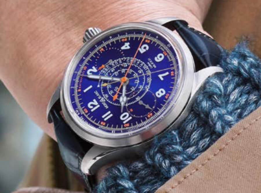 The New Montblanc 1858 Split Second Chronograph Limited Edition 100