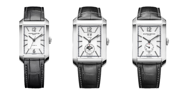 The New Baume & Mercier Hampton Collection (Price, Pictures and Specifications)