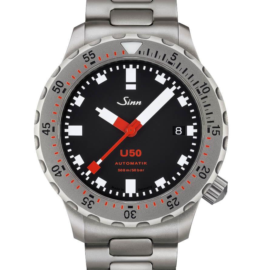 Sinn U50 Watch Review