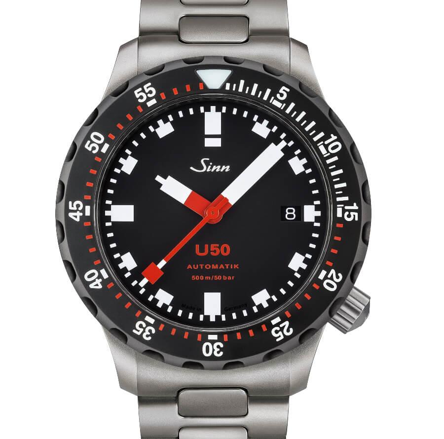 Sinn U50 SDR Watch Review