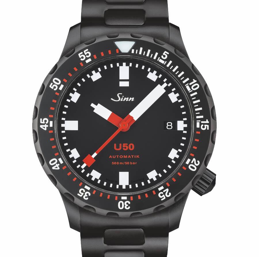 Sinn U50 S Watch Review