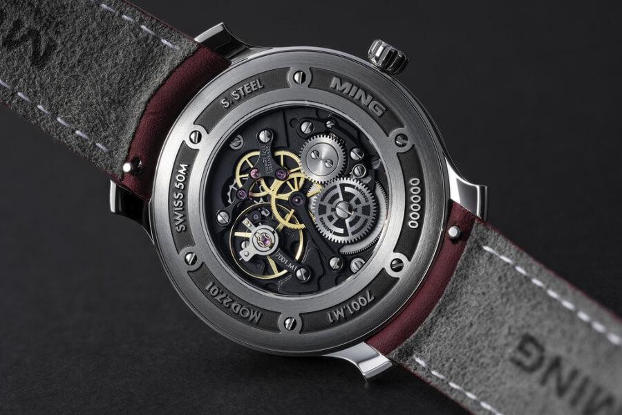 Ming 27.01 ETA Peseux 7001 Watch Movement