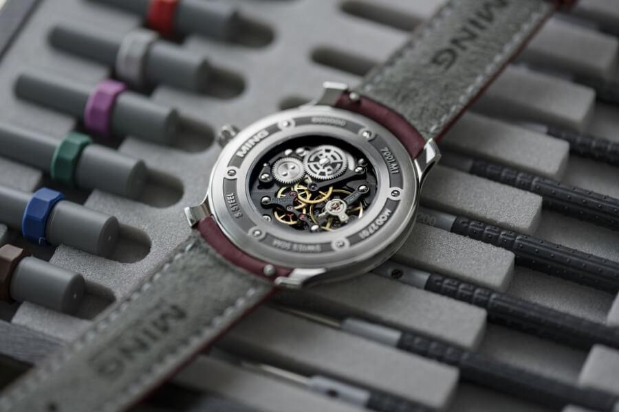 Ming 7001.M1 Swiss Watch Movement