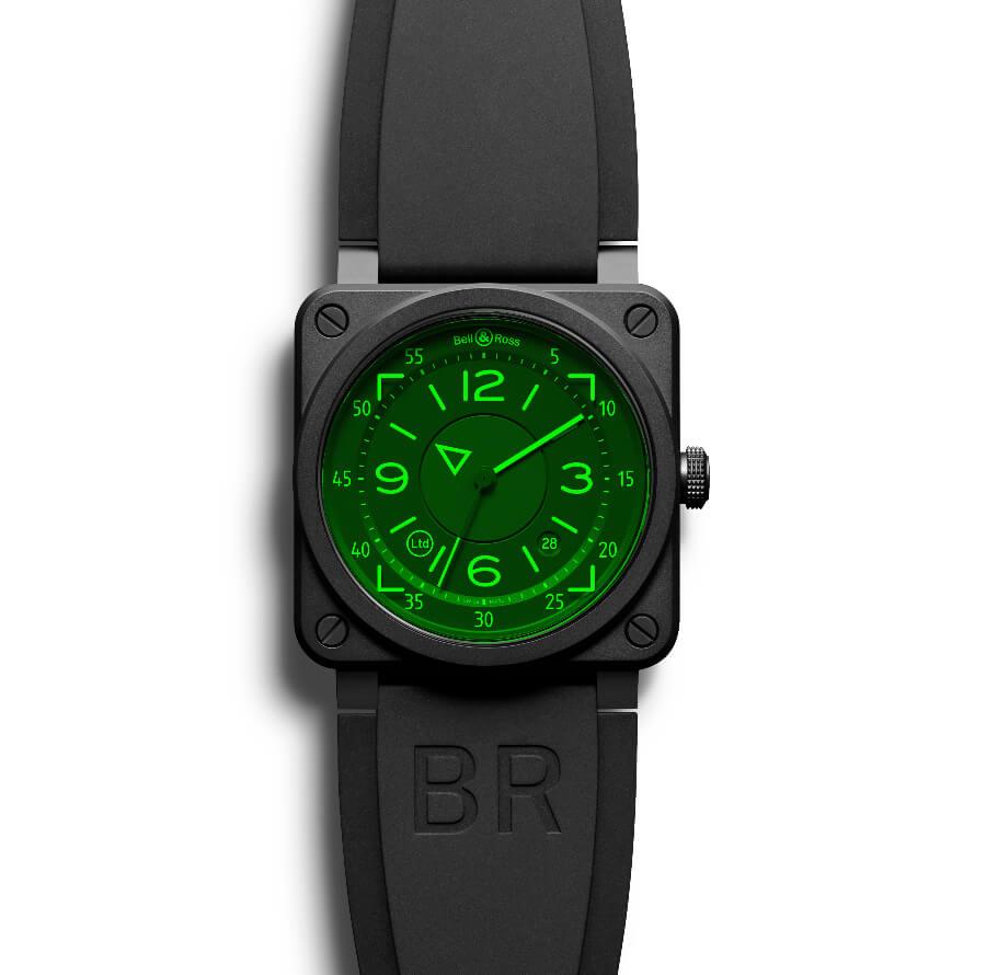 Bell & Ross BR 03-92 H.U.D
