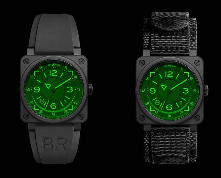 Bell & Ross BR 03-92 H.U.D Watch Review