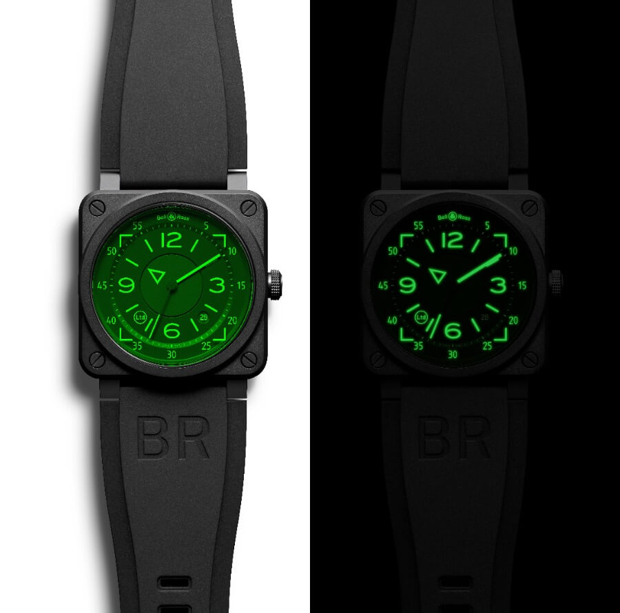 The New Bell & Ross BR 03-92 HUD