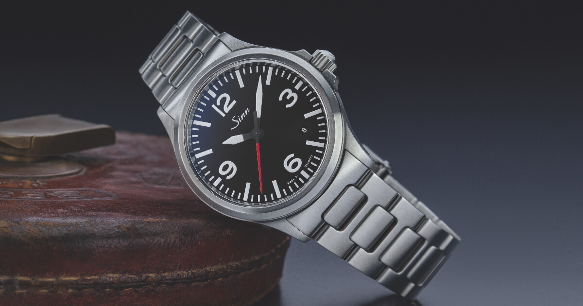 Sinn 556 A RS (Price, Pictures and Specifications)