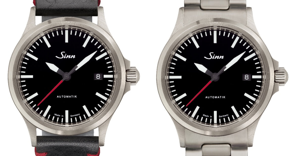 Sinn 556 I RS (Price, Pictures and Specifications)