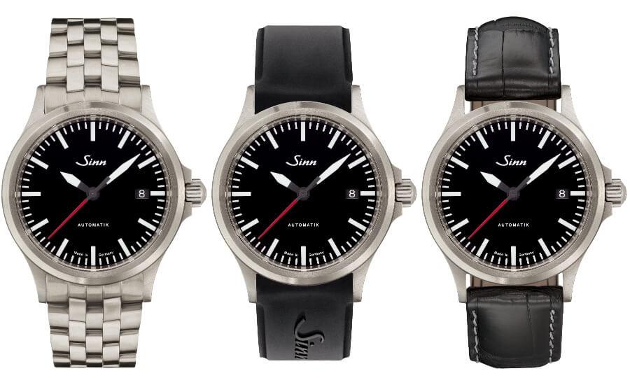 The New Sinn 556 I RS Watch