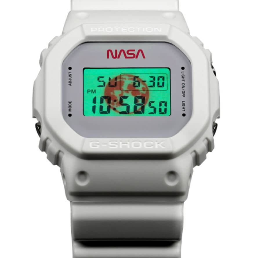 Casio G-Shock DW5600NASA20-7CR Limited-Edition Watch Review