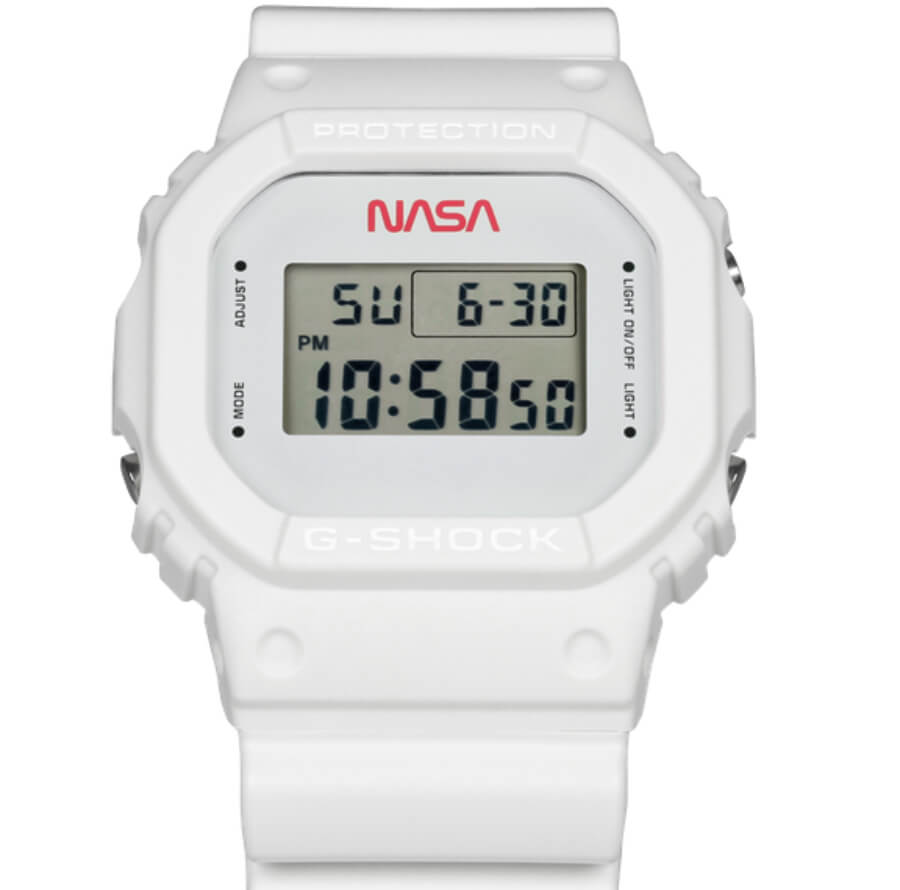 The New Casio G-Shock DW5600NASA20-7CR Limited-Edition