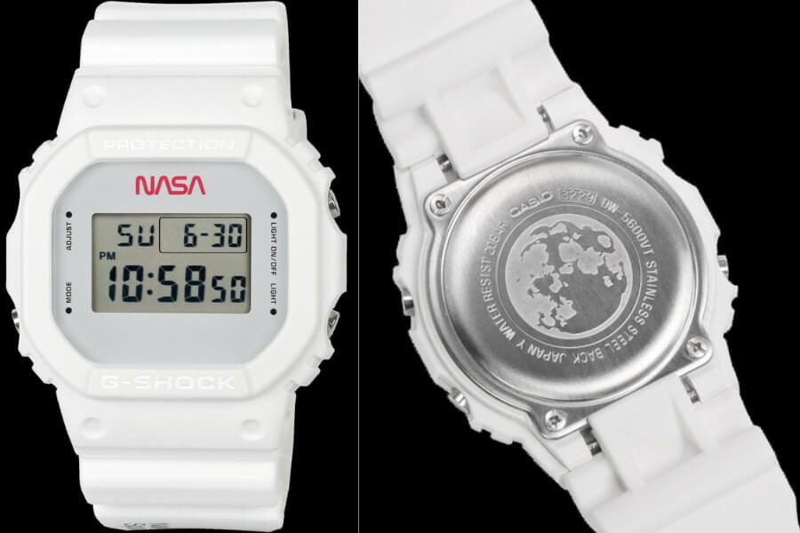 Casio G-Shock DW5600NASA20-7CR NASA Limited-Edition Watch