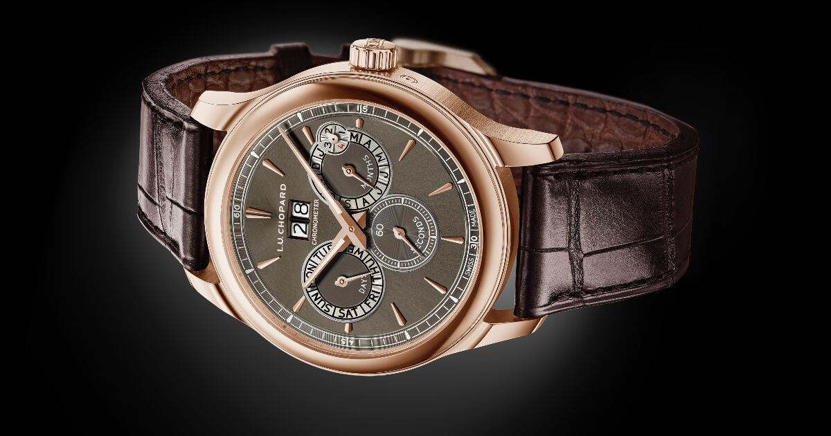 Chopard L.U.C Perpetual Twin (Price, Pictures and Specifications)