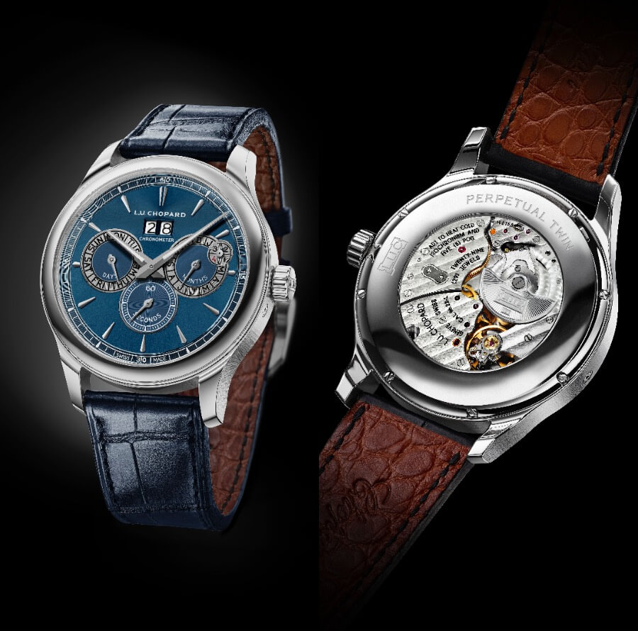 Chopard L.U.C Perpetual Twin Watch Review