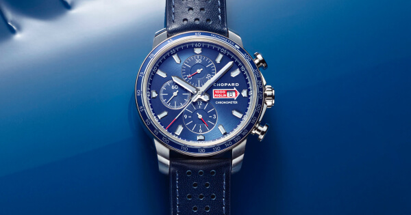 Chopard Mille Miglia GTS Azzurro Power Control and Chrono (Price, Pictures and Specifications)