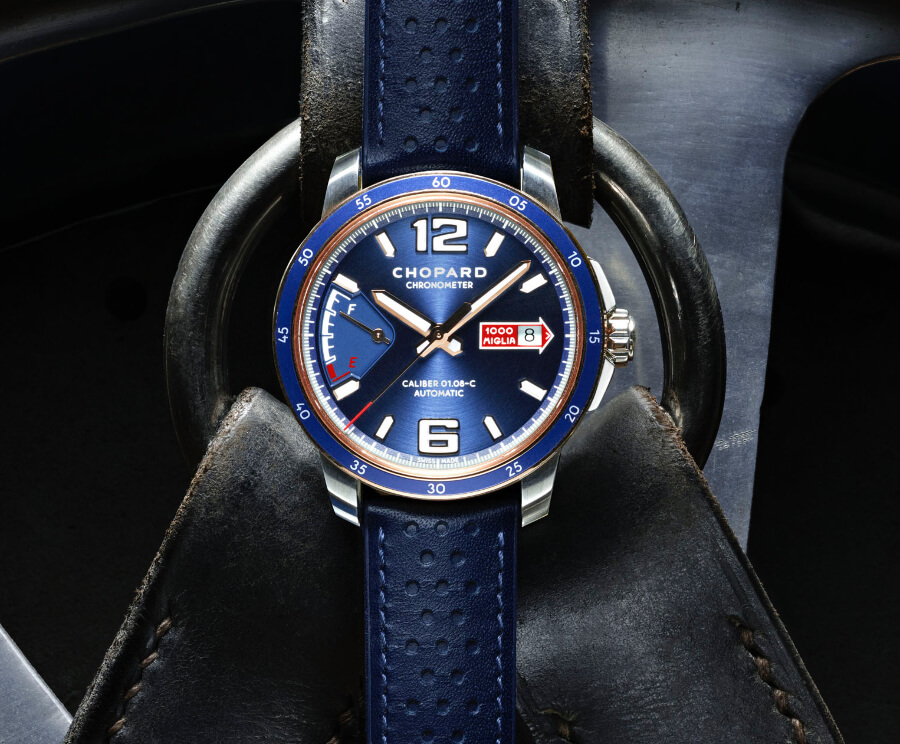 Chopard Mille Miglia GTS Azzurro Power Control Watch Review