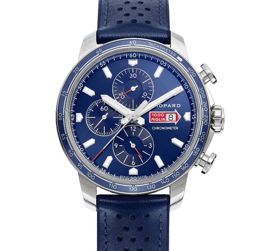 Chopard Mille Miglia GTS Azzurro Chronograph Watch review