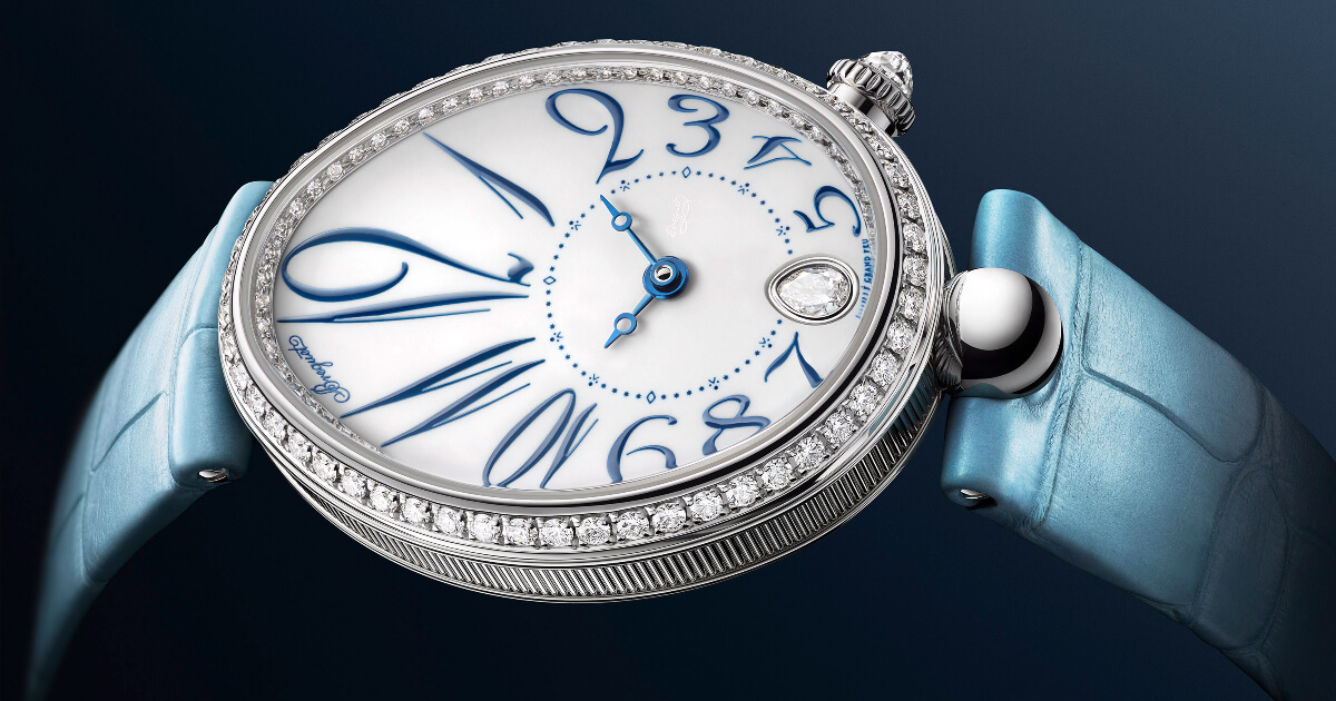 Breguet Reine De Naples 8918 In Grand Feu Enamel (Price, Pictures and Specifications)