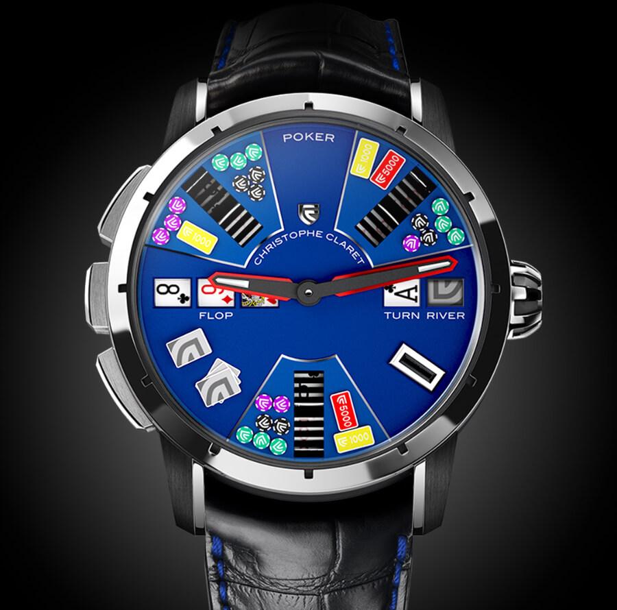 The New Christophe Claret Poker Ref. MTR.PCK05.001-020