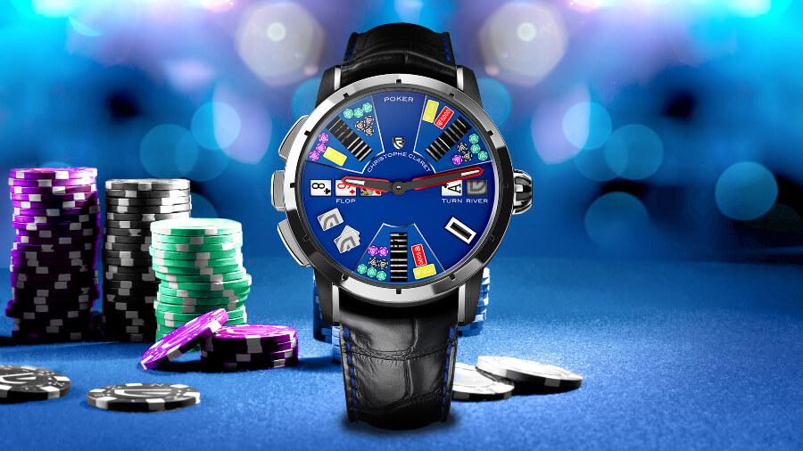 The New Christophe Claret Poker