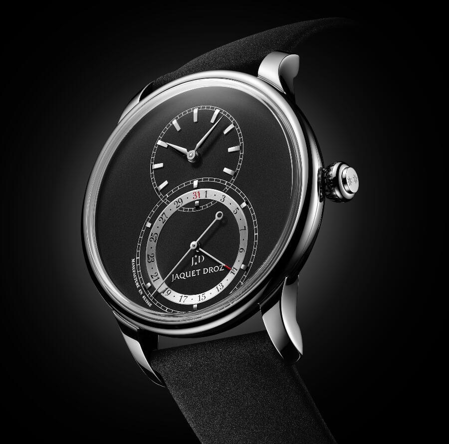 Jaquet Droz Grande Seconde Quantième 41 mm Watch Review