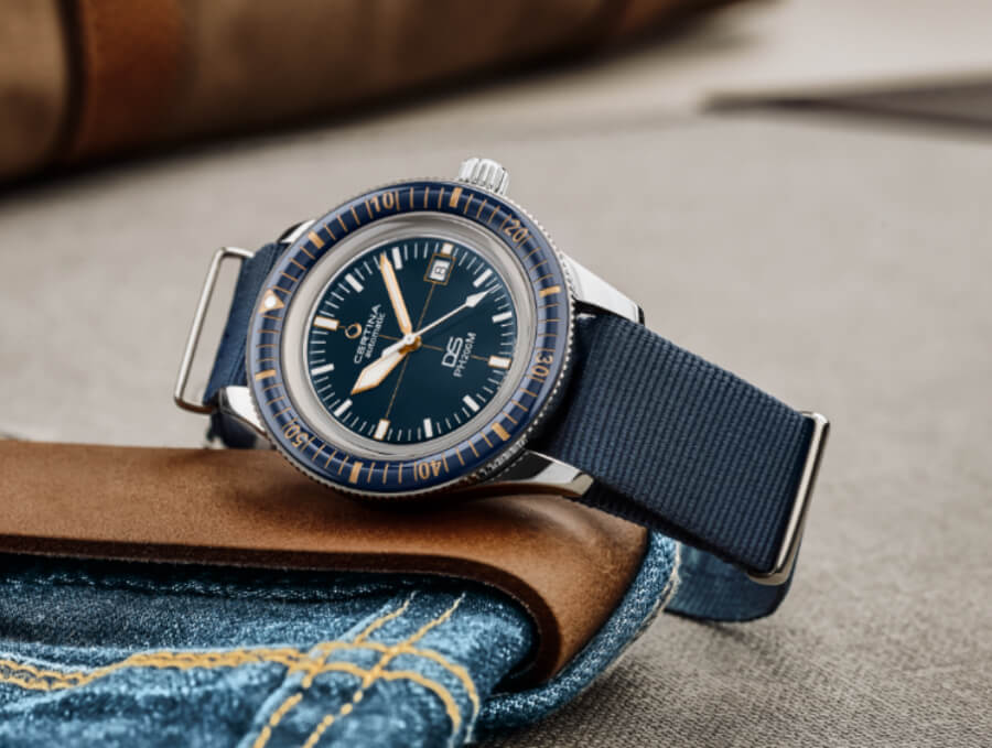 Certina DS PH200M Ref C036.407.18.040.00 Watch Review