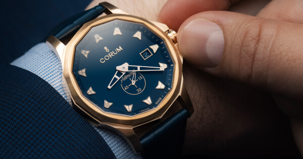 Corum Admiral 42 Automatic Bronze (Price, Pictures and Specifications)