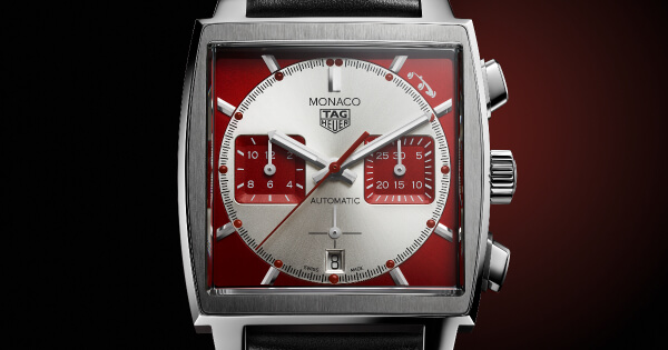 The New TAG Heuer Monaco Grand Prix de Monaco Historique Limited Edition (Price, Pictures and Specifications)