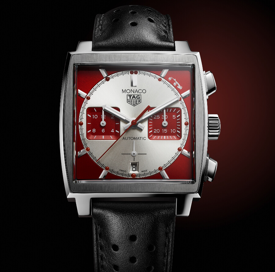 The New TAG Heuer Monaco Grand Prix de Monaco Historique Limited Edition