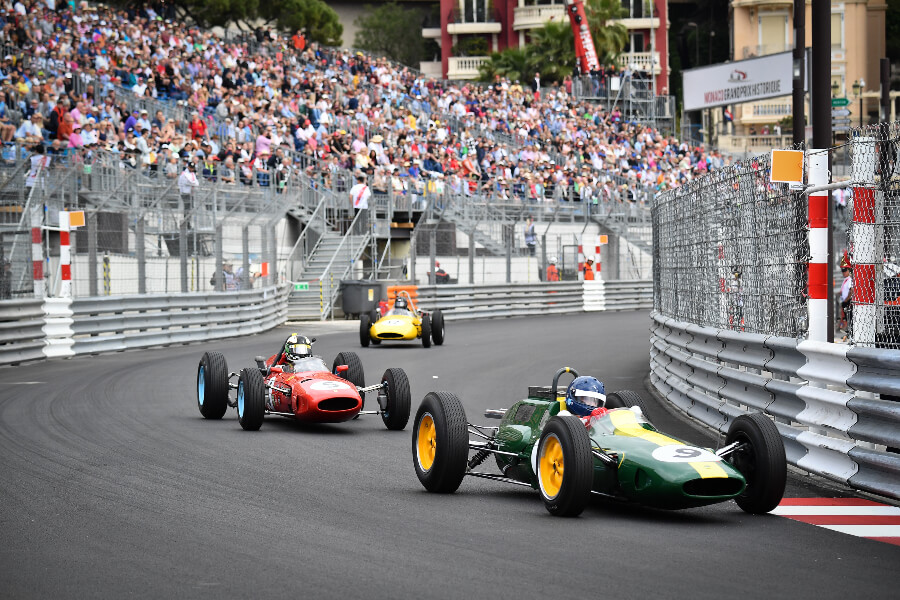 Grand Prix de Monaco Historique weekend