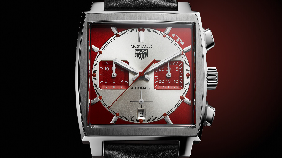 TAG Heuer Monaco Grand Prix de Monaco Historique Limited Edition Watch Review