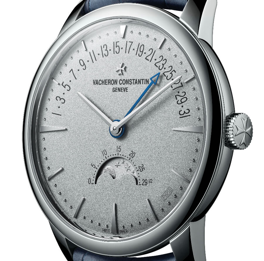 Vacheron Constantin Moon Phase Retrograde Watch