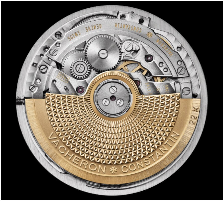 Vacheron C4nstantin Automatic Movement 2460 R31L