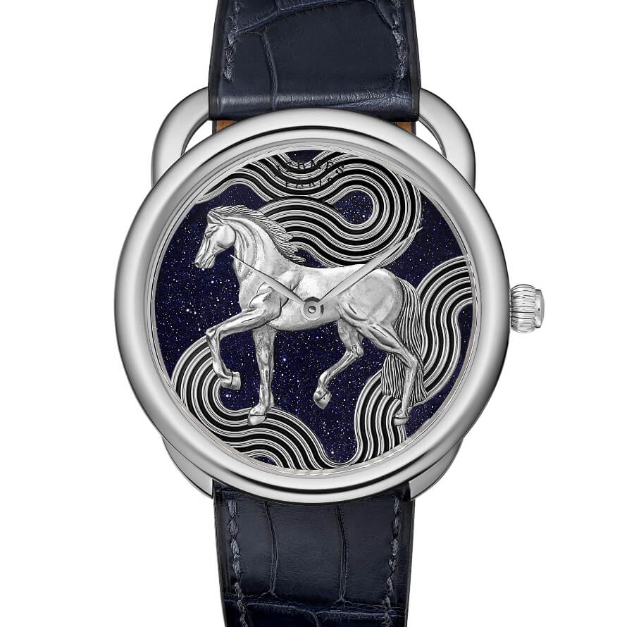 The New Hermes Arceau Cheval Cosmique 41 mm