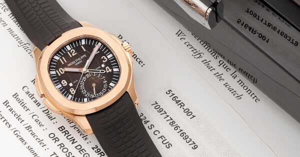 A Patek Philippe Ref 5164R-001, A Rolex Ref 6263 And Other Cool Watches At Refresh:Reload Auction