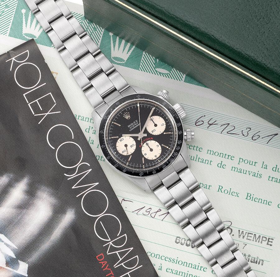 Rolex Ref 6263