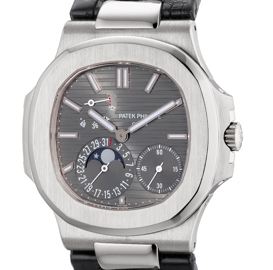 Patek 5712G Watch Review