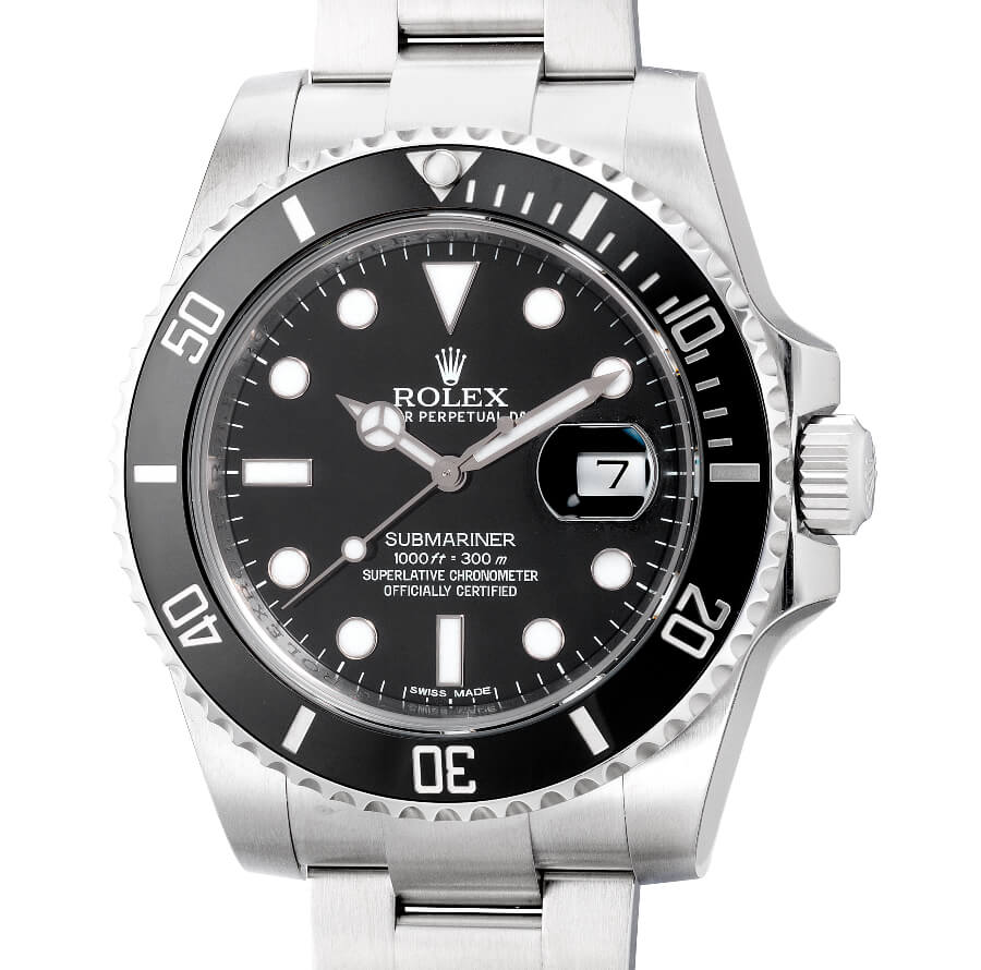 Rolex Submariner Ref.116610 Watch Review