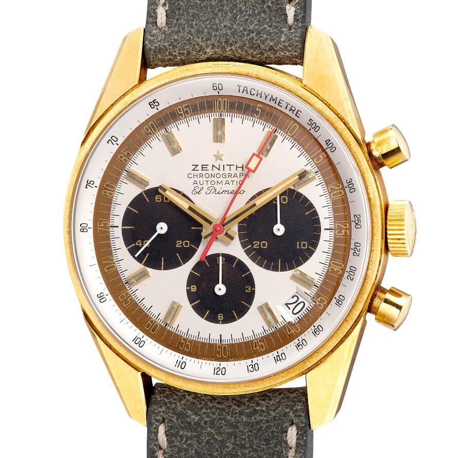 Zenith El Primero G381 Watch Review
