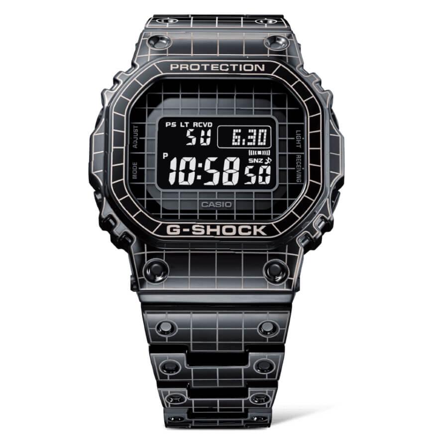 Men Watches Casio G-Shock GMWB5000CS-1
