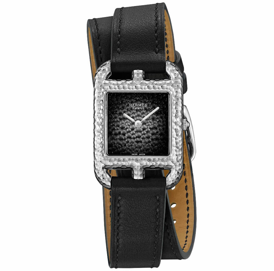 Best Ladies Watches Hermes Cape Cod Martelée