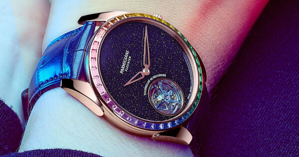 Parmigiani Fleurier Tonda 1950 Moonbow (Price, Pictures and Specifications)