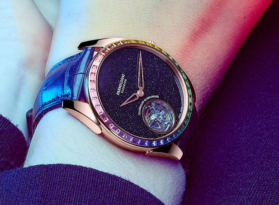 Parmigiani Fleurier Tonda 1950 Moonbow Watch Review