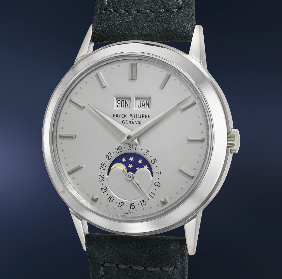 Patek Philippe Reference Reference 3448s