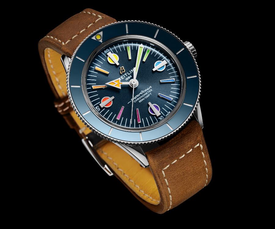 Breitling Rainbow Watch