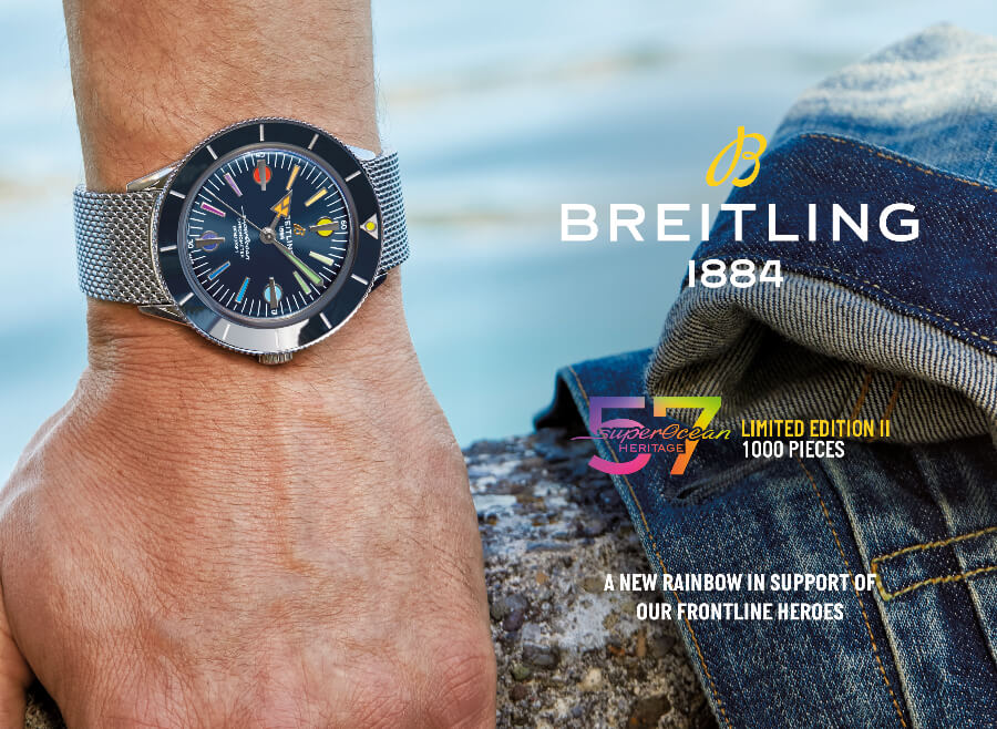 The New Breitling Superocean Heritage '57 Limited Edition II