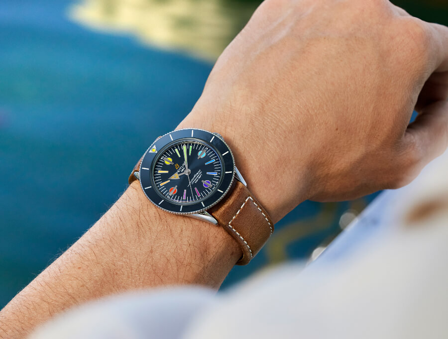 Breitling Superocean Heritage '57 Limited Edition II Watch Review